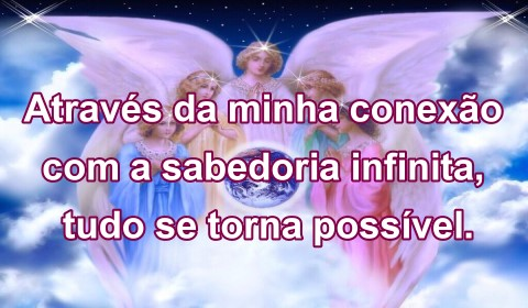 O Anjo da Sabedoria