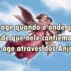 O Anjo emissário de Deus