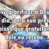 O Anjo que realiza a vontade de Deus