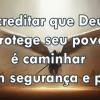 O Anjo protetor do povo de Deus