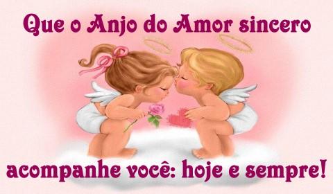 O Anjo do Amor Sincero