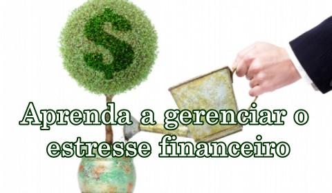 Aprenda a gerenciar o estresse financeiro