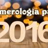 Previsão da numerologia para 2016