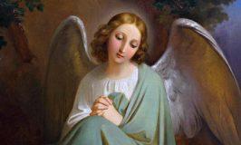 O Anjo que traz paz de espírito