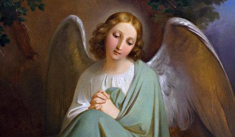 Anjo Paz de Espírito