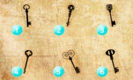 Teste da chave para descobrir sua personalidade