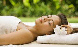 Automassagem simples e fácil para aliviar o estresse