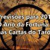 Previsões do Tarot para 2017