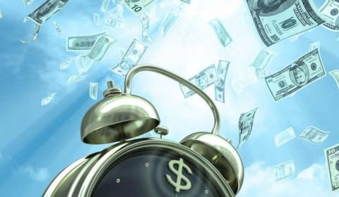 Banho energético para abertura financeira