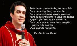 Frases e pensamentos do Padre Fábio de Melo para ter mais fé na vida