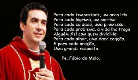 Msica Contrrios Do Padre Fbio De Melo Cantado No Dvd