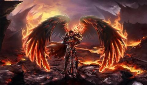 O Anjo Contrário