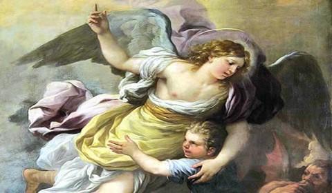 Oração de consagração ao Santo Anjo da Guarda
