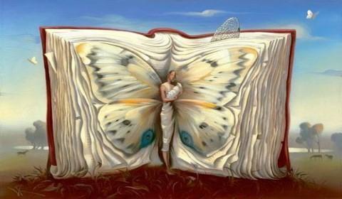 Escrever para os anjos