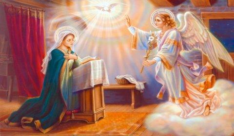 Oração ao Anjo São Gabriel