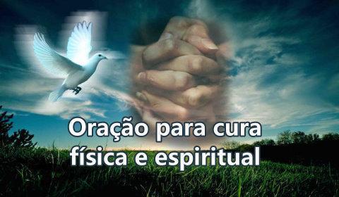 Oração para cura