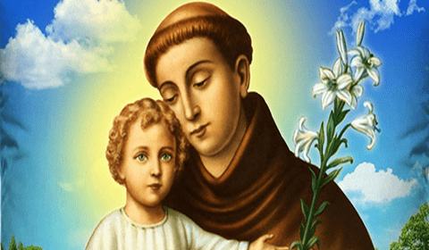 Orações para Santo Antônio pequenino