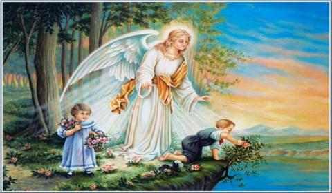 Talismã do Anjo da guarda para proteção