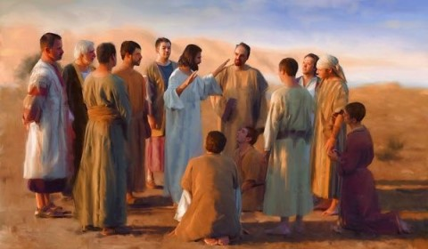 12 apóstolos
