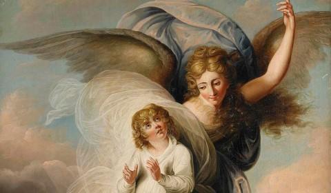 Sonhar com Anjos