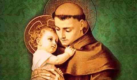Orações a Santo Antonio