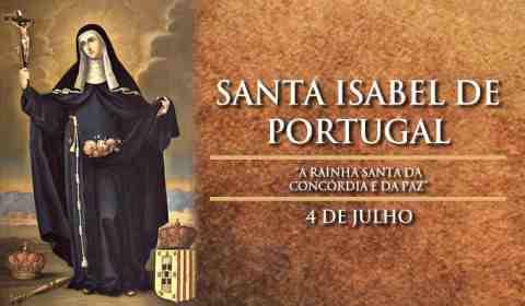 Oração à Santa Isabel
