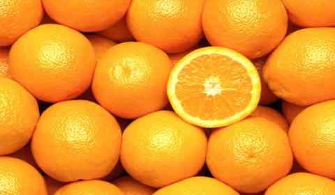 Sonhar com laranja