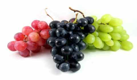 Sonhar com uvas