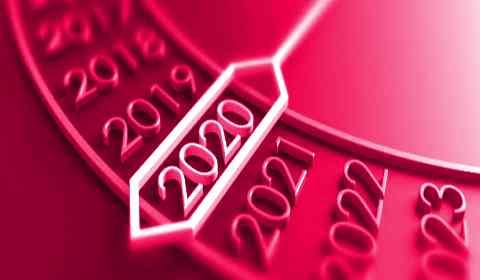 Previsões da numerologia para 2020