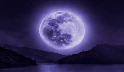 5 maneiras de usar a energia forte da lua cheia