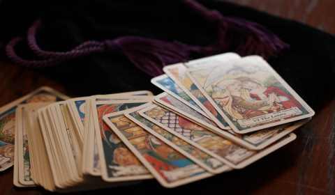 Significado das cartas de tarô