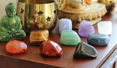 formato dos cristais