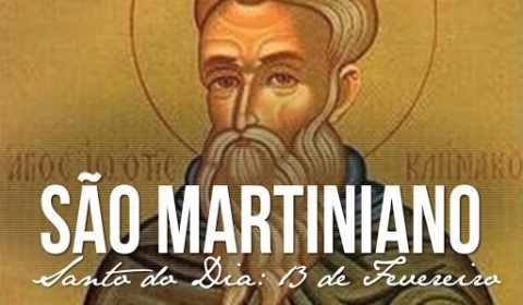 Oração a São Martiniano