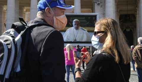 Papa Francisco sobre Coronavírus