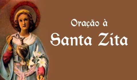 Oração à Santa Zita