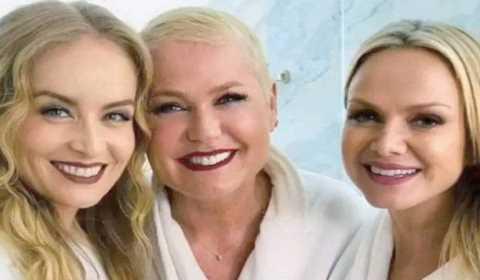 Angélica afirma em entrevista que nunca foi inimiga de Xuxa