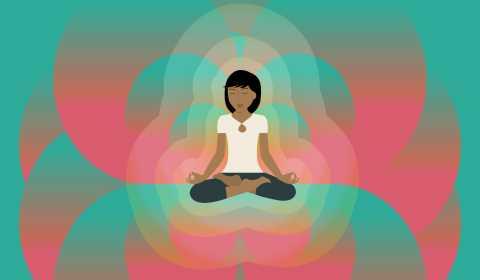 vida mais espiritual e consciente