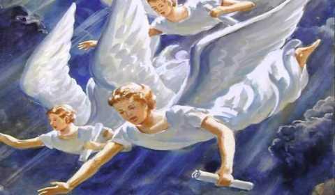 Como interpretar as mensagens do anjo da guarda em pesadelos